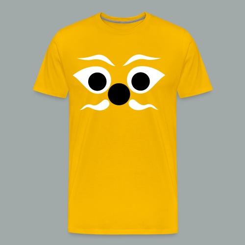 Aerodrome Tees - Voss (yellow) - Men's Premium T-Shirt