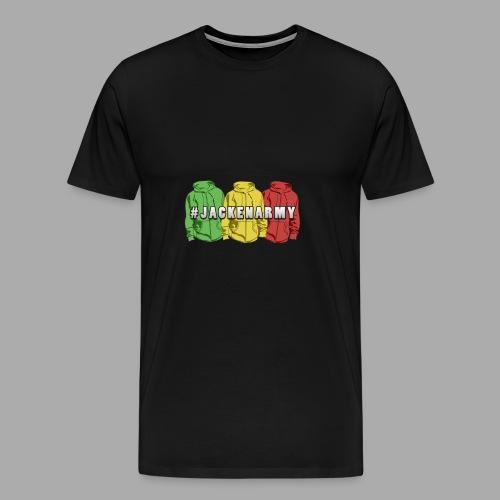#JACKENARMY T-Shirt - Männer Premium T-Shirt