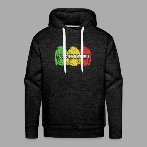 #JACKENARMY Hoodie - Männer Premium Hoodie