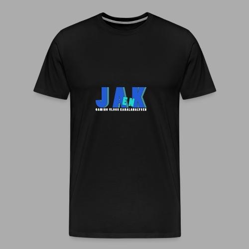 JKN T-Shirt - Männer Premium T-Shirt