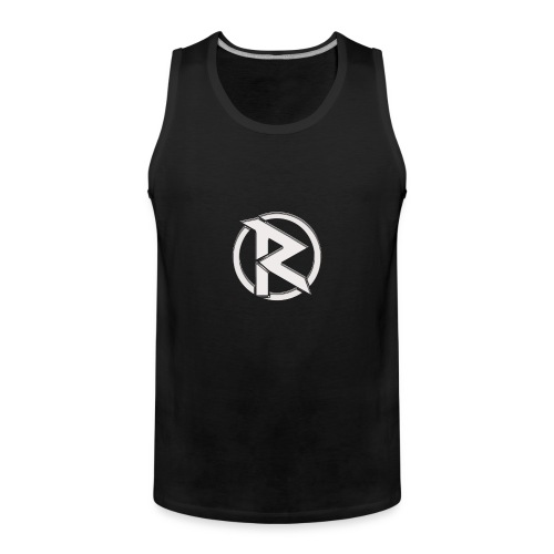 The Official Men's Razorback Vest Top - Men's Premium Tank Top