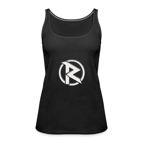 The Official Women's Razorback Vest Top - Women's Premium Tank Top
