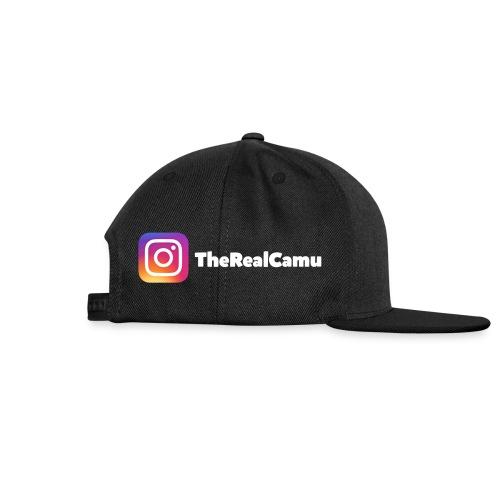 Camu SnapBack - Snapback Cap