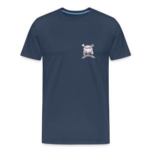 Black Shirt - Männer Premium T-Shirt
