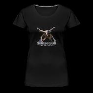 T-shirts ~ Dame premium T-shirt ~ DEN FALDNE DJÆVEL