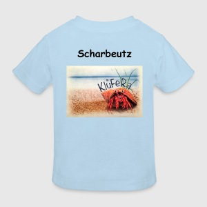 Kindershirt Ostsee - Kinder Bio-T-Shirt