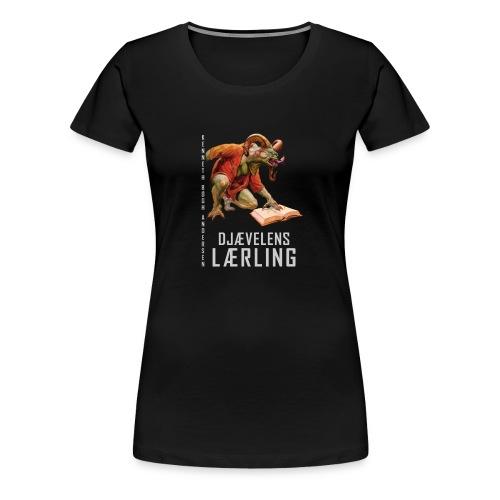 DJÆVELENS LÆRLING - Dame premium T-shirt