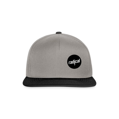 rad Cap - Snapback Cap