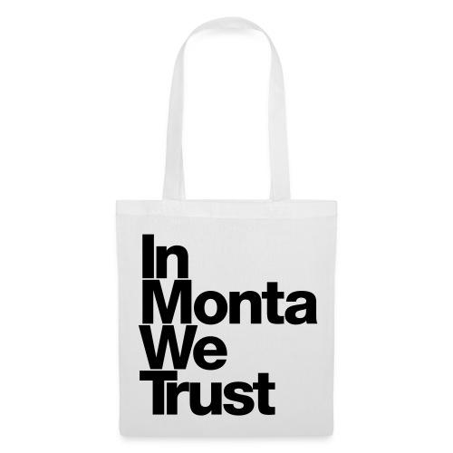 Tote Bag InMontaWeTrust - Tote Bag