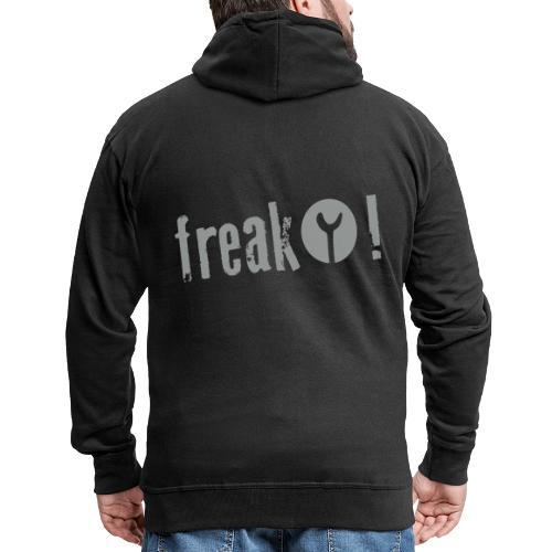 freaky - Männer Premium Kapuzenjacke