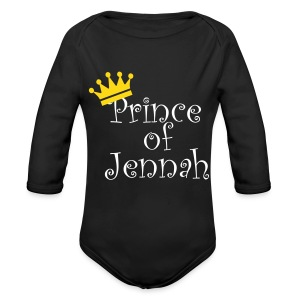Prince of Jennah Babybody - Baby Langarm-Body