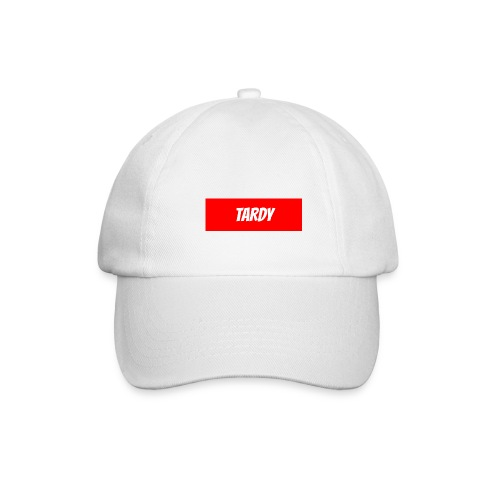 Tardy Red Box Cap - Baseballkappe