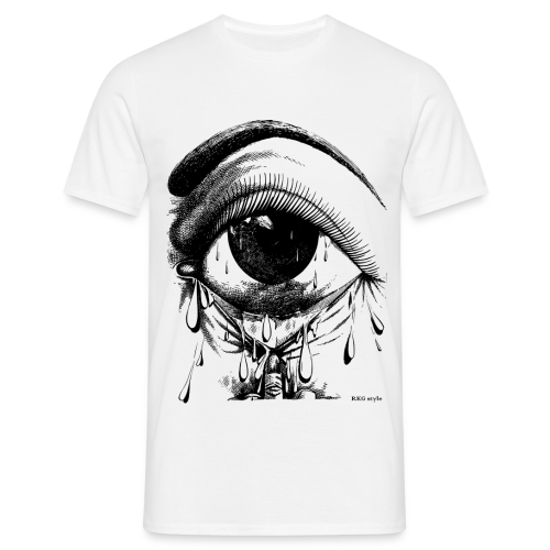 Eye RKG man - Männer T-Shirt