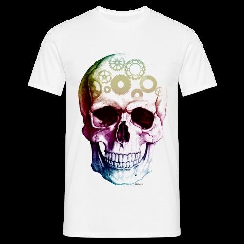 Skull RKG man - Männer T-Shirt