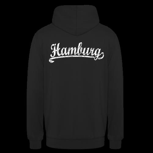 Hamburg Klassik (Vintage Weiß) Hoodie - Unisex Hoodie