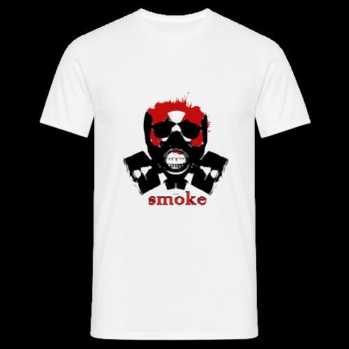 Smoke RKG man - Männer T-Shirt