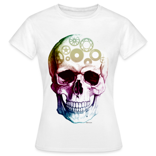 Skull RKG woman - Frauen T-Shirt