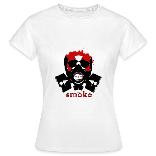 Smoke RKG woman - Frauen T-Shirt