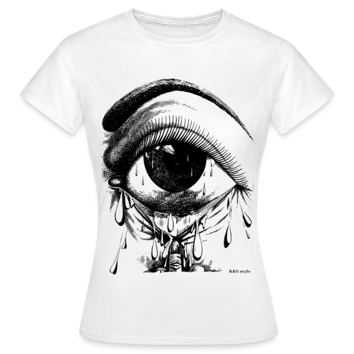 Eye RKG woman - Frauen T-Shirt