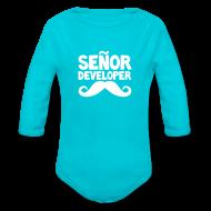 Baby Bodysuits ~ Baby One-piece ~ The Señor Junior