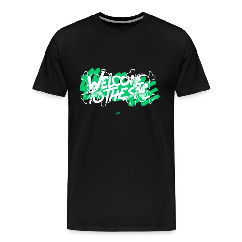 WELCOME TO THE SAL - T-shirt Premium Homme