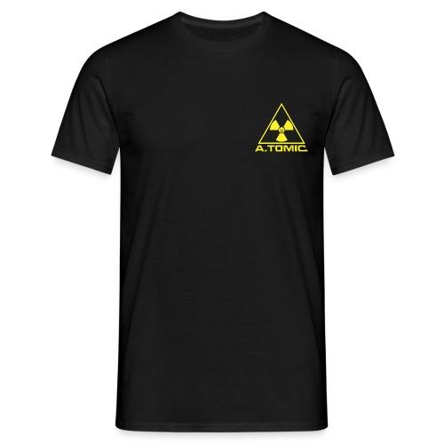 A.Tomic Fanshirt - Männer T-Shirt