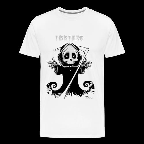 TheEnd RKG men - Männer Premium T-Shirt