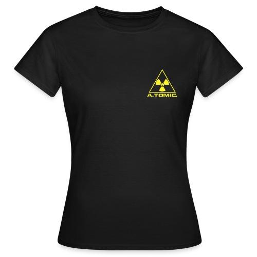 A.Tomic Fanshirt im Frauenschnitt - Frauen T-Shirt