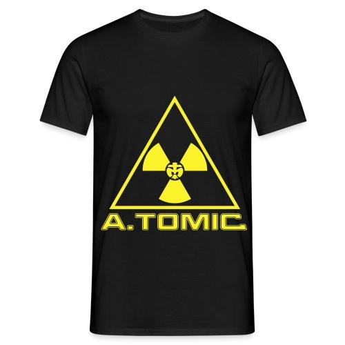 A.Tomic Mega-Fanshirt  - Männer T-Shirt