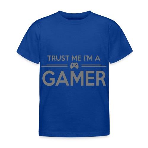 trust me im a gamer shirt unisex kids - Kids' T-Shirt