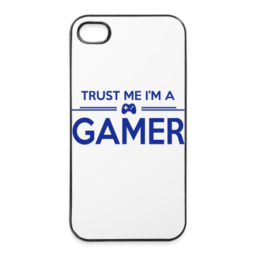 gamer  4/4s case - iPhone 4/4s Hard Case