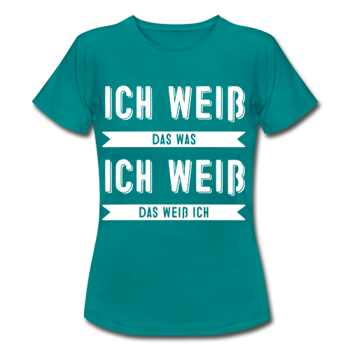 Stieber [w] - Frauen T-Shirt