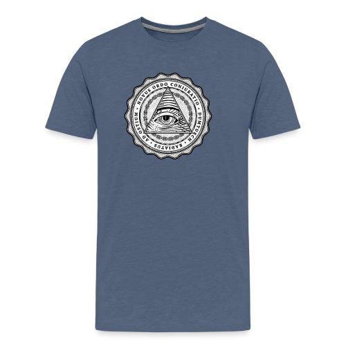 Shirt mit Logo - Männer Premium T-Shirt