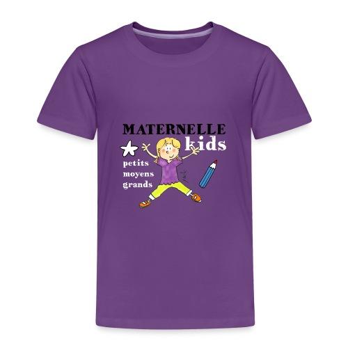 T-shirt enfant - Maternelle Kids - T-shirt Premium Enfant