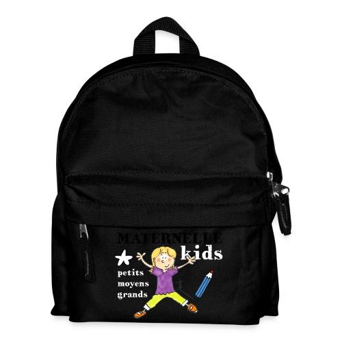 Sac à dos enfant - Maternelle Kids - Sac à dos Enfant