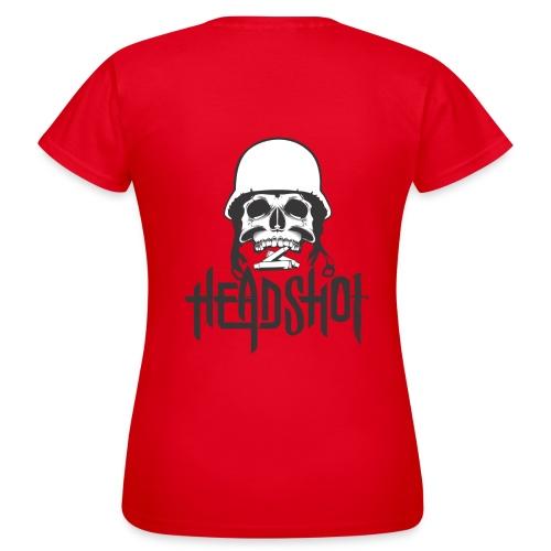 T-Shirt Soldat - Frauen T-Shirt