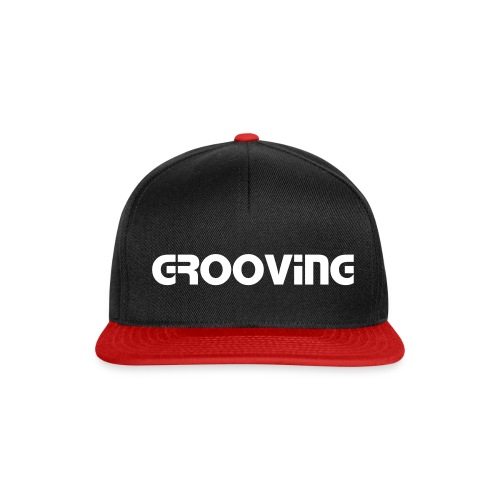 casquette Grooving Bar Records - Casquette snapback