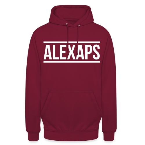 Alexaps Logo Hoodie - Unisex Hoodie