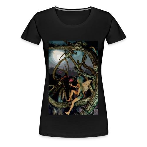 Perils of Affection - Women's Premium T-Shirt