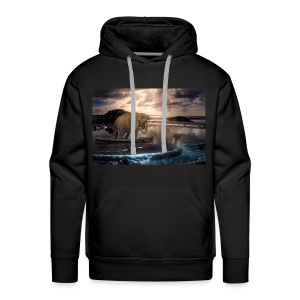 Set adrift on memory bliss - Men's Premium Hoodie