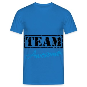 mens team awesome t shirt - Men's T-Shirt