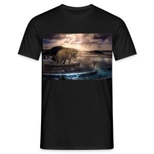 Set adrift on memory bliss - Men's T-Shirt