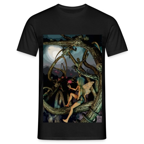 Perils of Affection - Men's T-Shirt