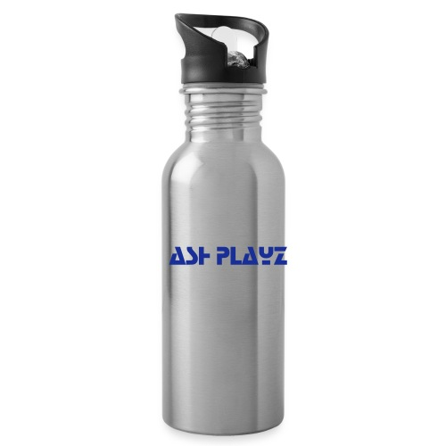 ash playz water bottle - Water Bottle
