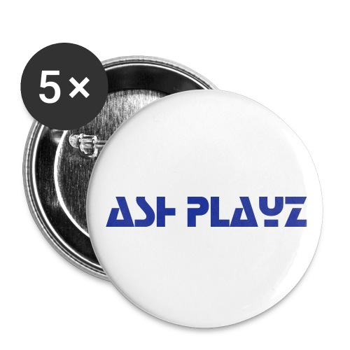 ash playz button pins - Buttons medium 1.26/32 mm (5-pack)