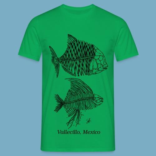 Mexican fishes men - Männer T-Shirt