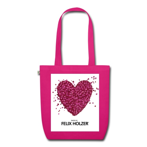 HEART OF FLOWERS Bag by Felix Holzer® - EarthPositive Tote Bag