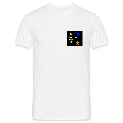 Männer T-Shirt - spiel,meter,merchandising,fussball,elfmeter,5x11meter,5,11