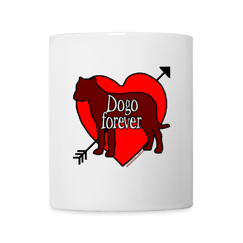 Dogo Forever - Mug blanc