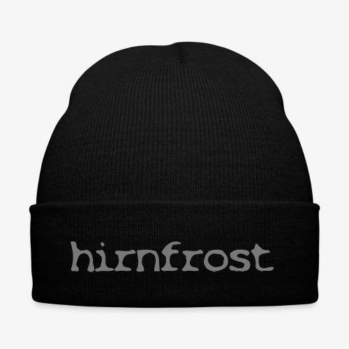 Hirnfrostschutz - Wintermütze
